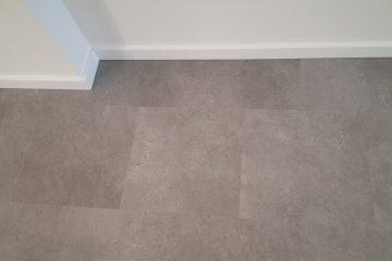 Vloer van PVC